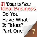 Do You Have What It Takes To Build  A Home Business?