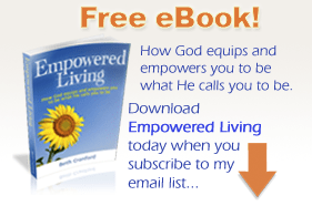 Empowered Living - How God equips and empowers you to be what He calls you to be.