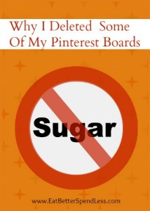 Why I Deleted Some Of My Pinterest Boards