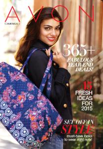 Avon Campaign 1 2015