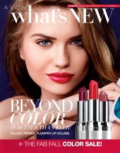 Avon Campaign 19 2015 What's New Book