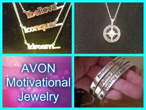 Avon Motivational Jewelry
