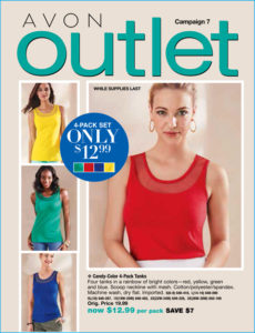 Outlet Campaign 7 2017