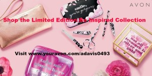 Limited Edition Be Inspired Collection