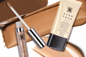 Avon True Color Ideal Nude Foundation and Concealer