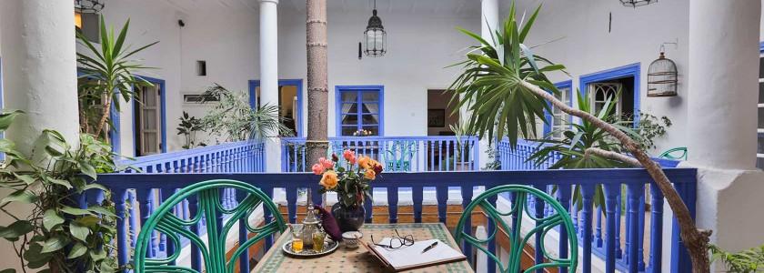 Sjour  Essaouira  quelle diffrence entre une chambre dhte et un riad   Be the guru