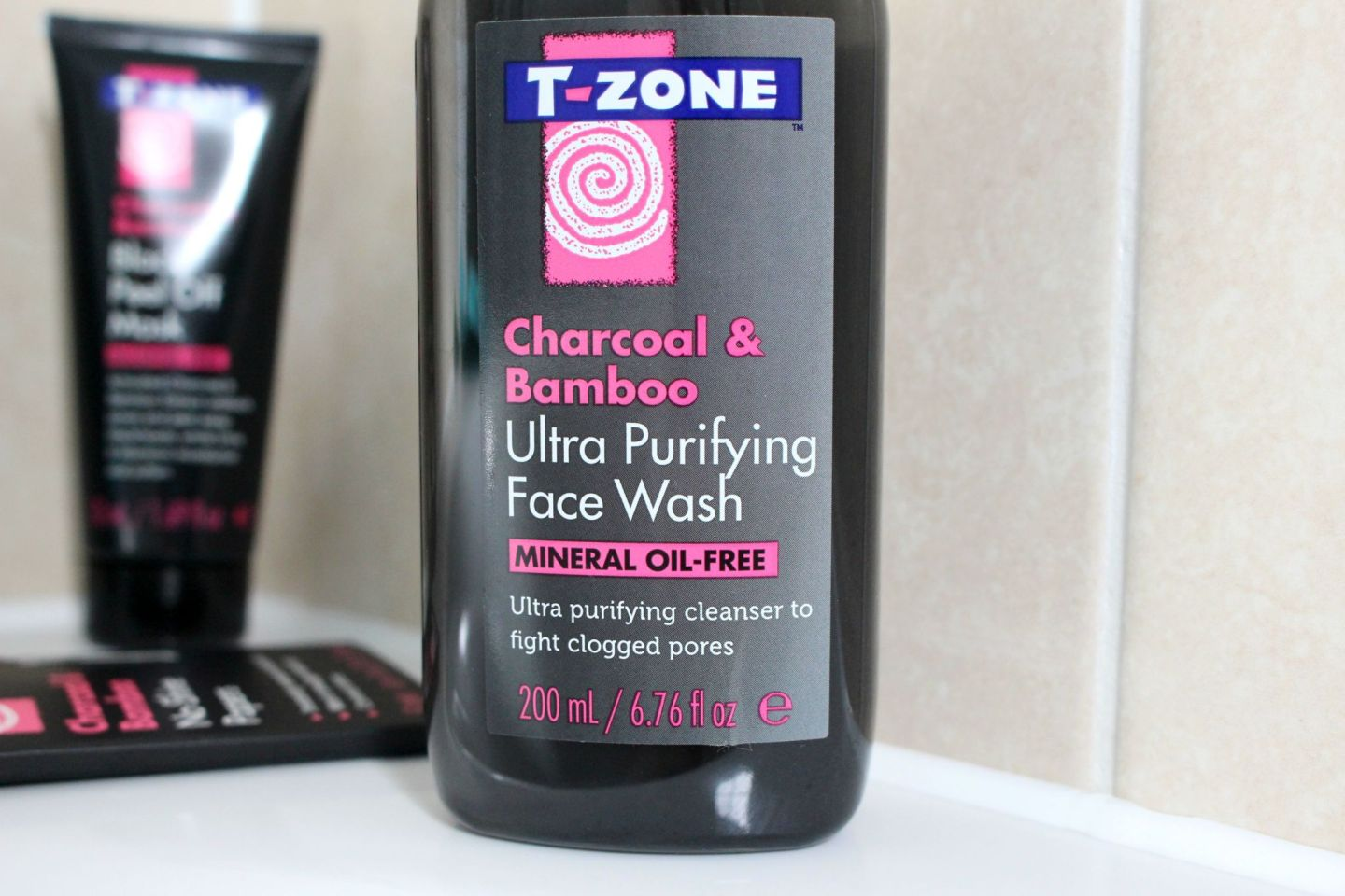 TZone Skincare Trial Purifying Cleanser