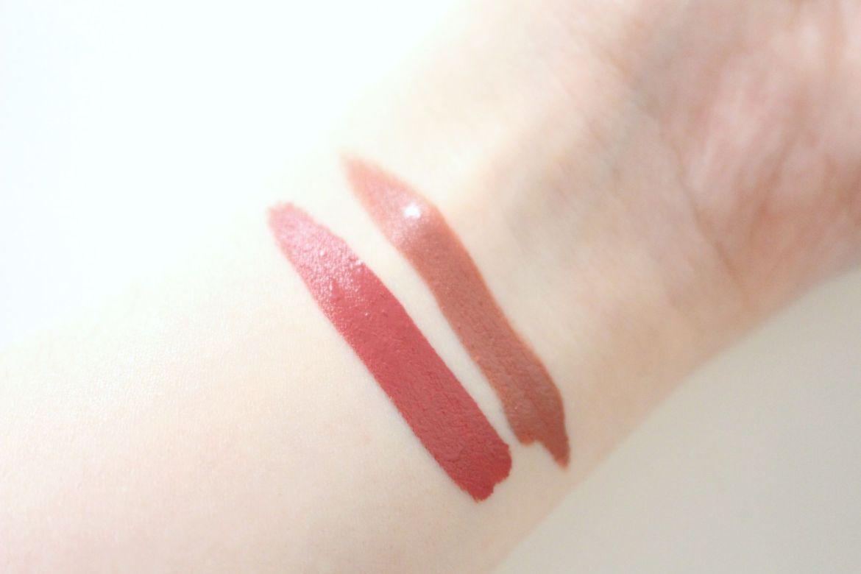 Pixi Liquid Lipsticks Really Rose and Pastel Petal