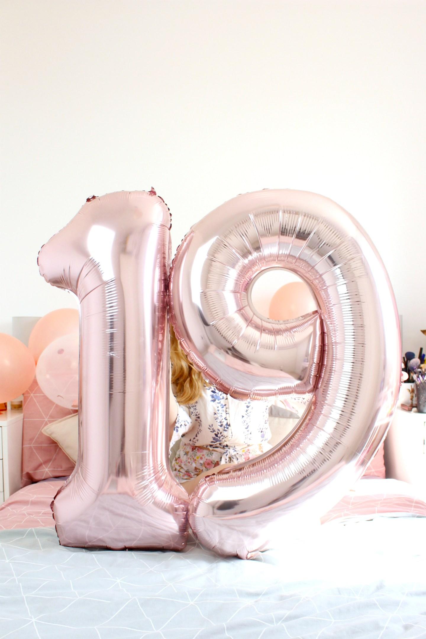 19th Birthday Celebrations