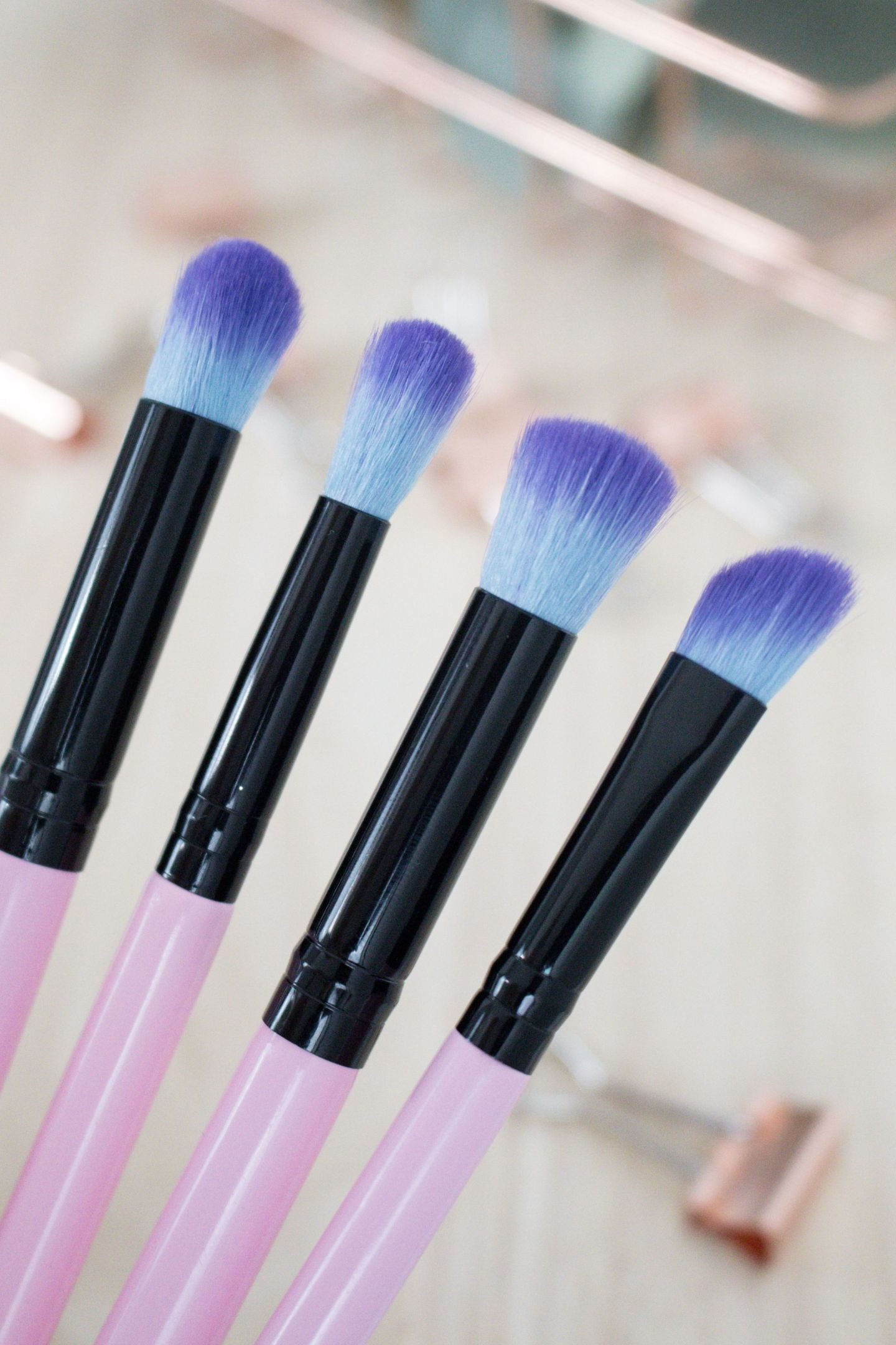 Spectrum Millennial Pink Blending Brushes