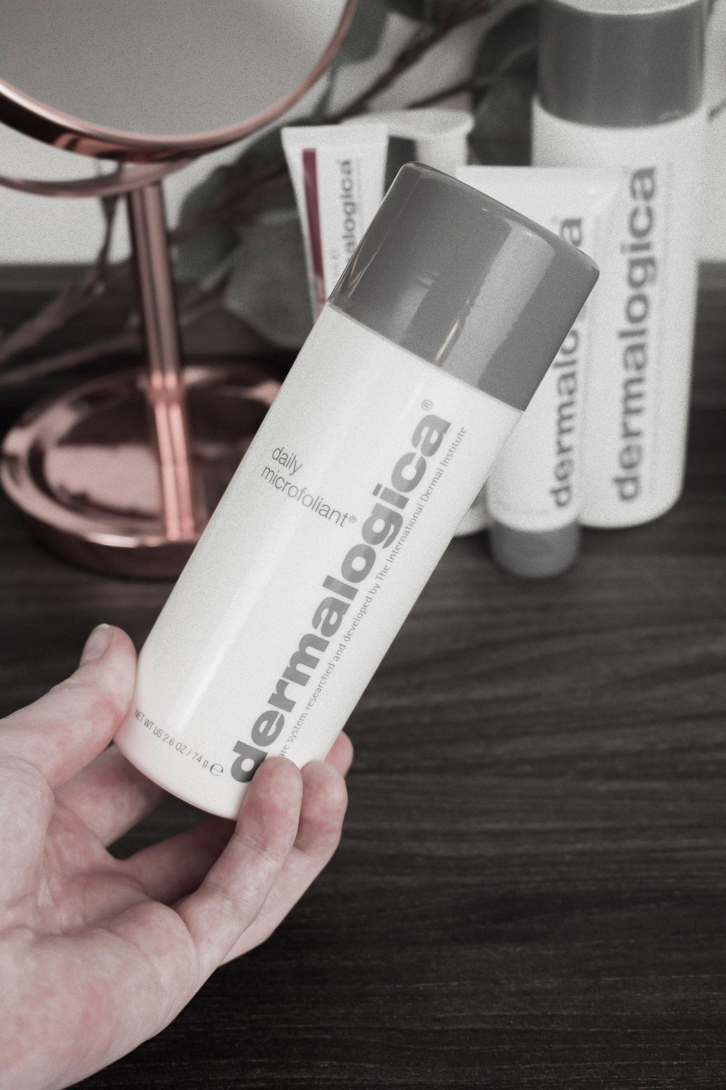 Dermalogica Skincare Routine Daily Microfoliant