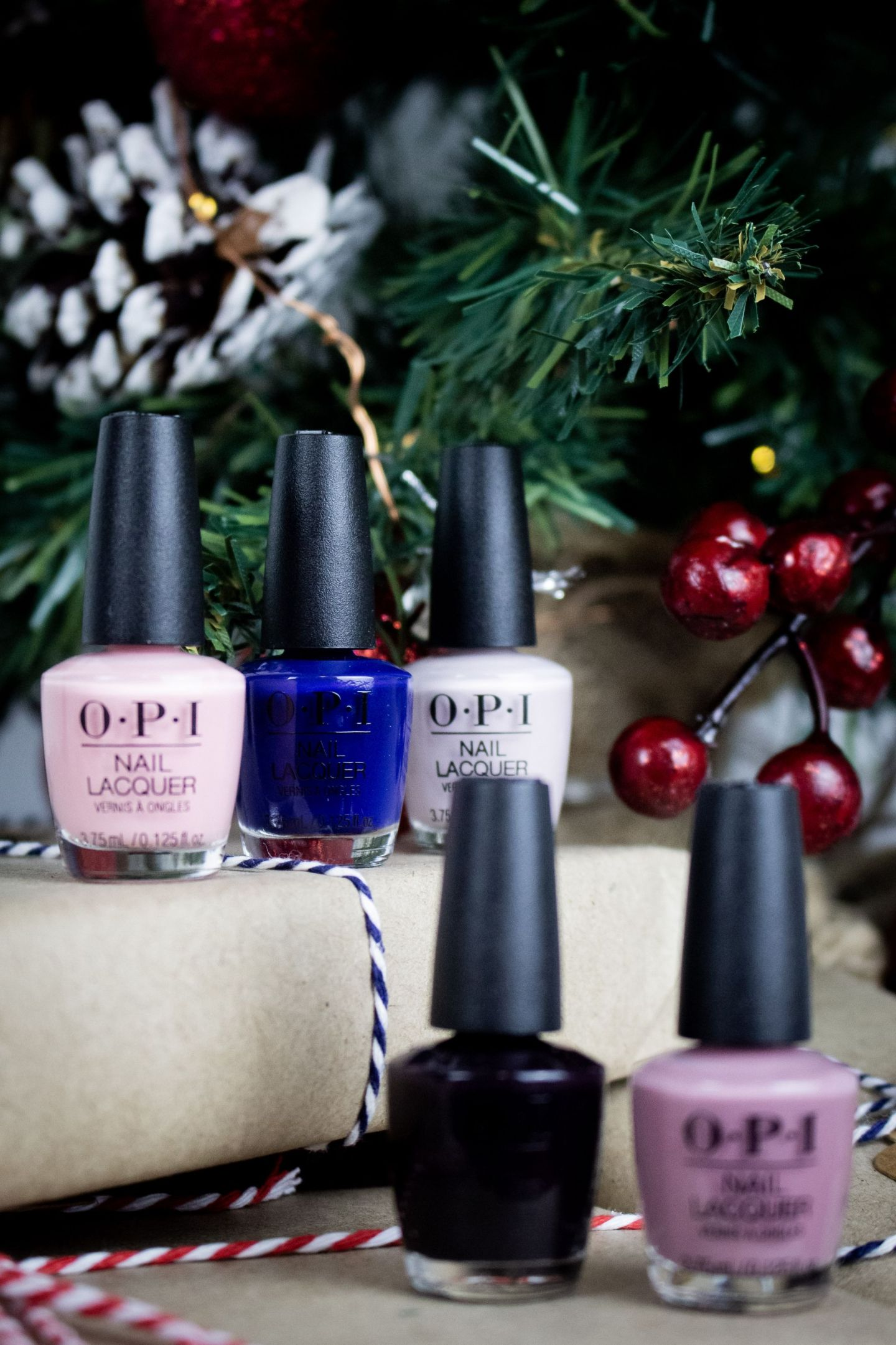Christmas Nails with OPI