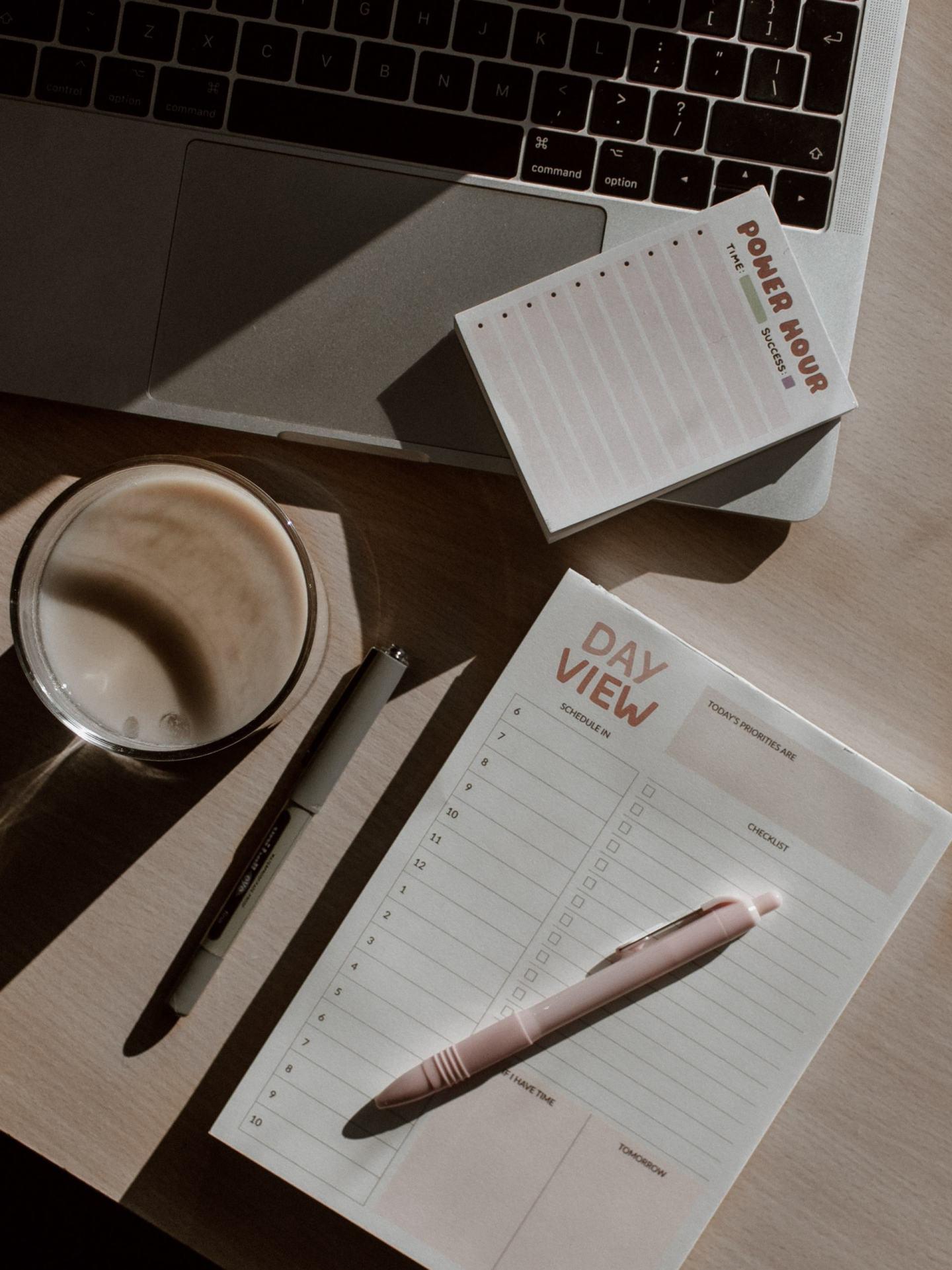 Master's organisation tips for online learning