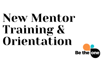 New Mentor Training in January for Ferndale Mentors