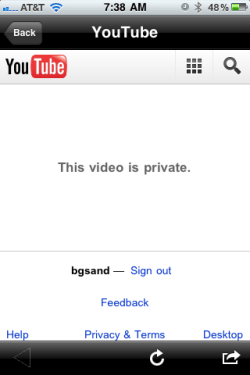 Pottery Barn video fail