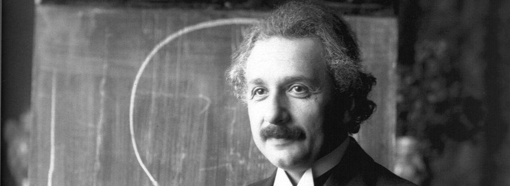 Did Einstein Believe in God  bethinkingorg