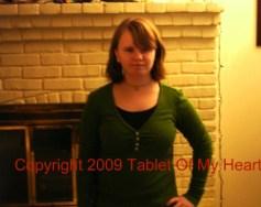 Leah at 15