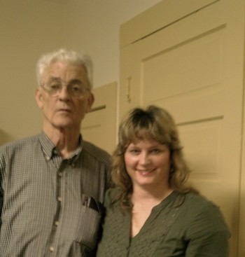 Daddy and me, Valdosta, GA