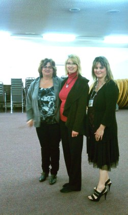 Karen Wells, Doreen Penner, Beth Jones
