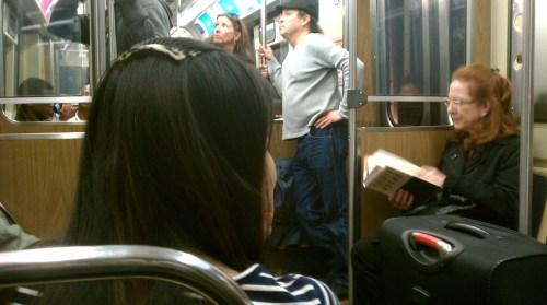 Subway in Chicago