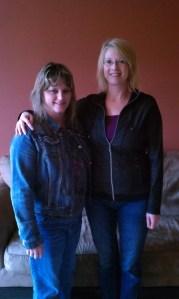 Me & Doreen Penner