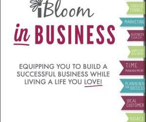 Ibloom in Business book