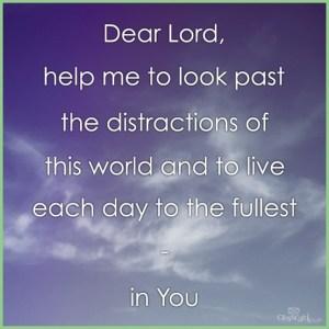 Distractions - Image Resource: Pinterest