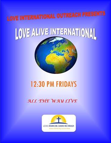Love Alive International