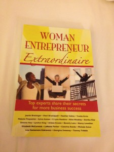 Women Entrepreneur Extraordinaire book
