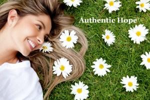 Authentic Hope