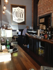 Quay Coffee Shop