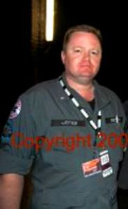 my husband Ray Jones, who served in the U.S. Navy over 14 years as a combat medic