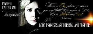 Promises In The Dark Facebook cover by Christine Dupre Copyright 2014