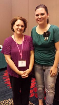 Our daughter Heather, winner of Carol Gometz's Thirty-One Gifts free drawing