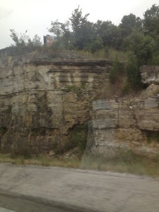 Cliffs, Branson, MO