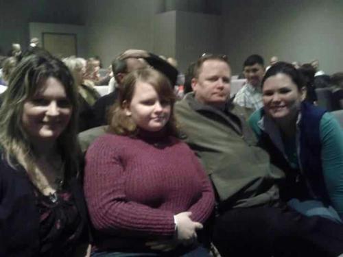 Me, Leah, Ray & Heather