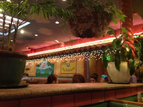 Inside Ta Molly's