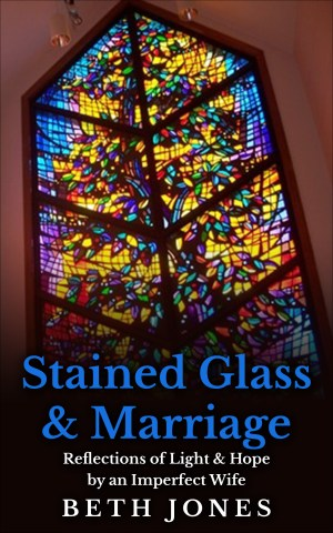 Stained Glass & Marriage cover
