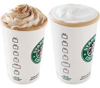 Starbucks cinammon dolce coffee