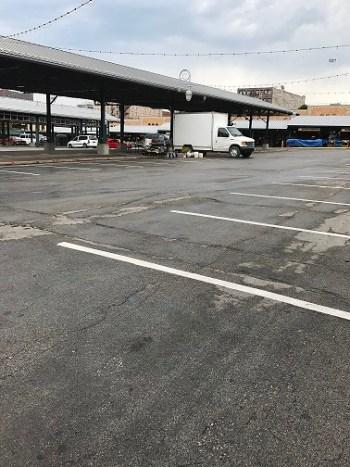 KC City Market looked bare!