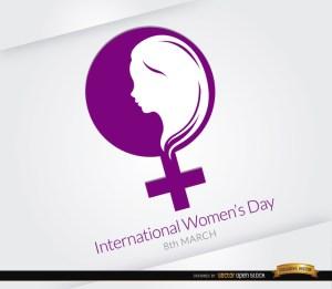 International Women's Day symbol