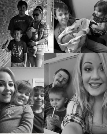 Eden & her family