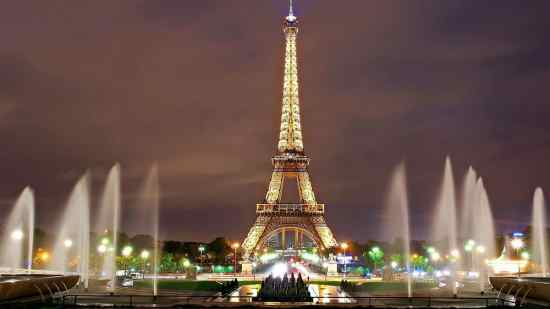 Eiffel Tower Image source: https://viralrang.com/5-reasons-visit-eiffel-tower/