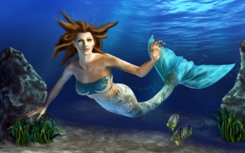 Mermaid Image source: https://wonderopolis.org/wonder/are-mermaids-realI