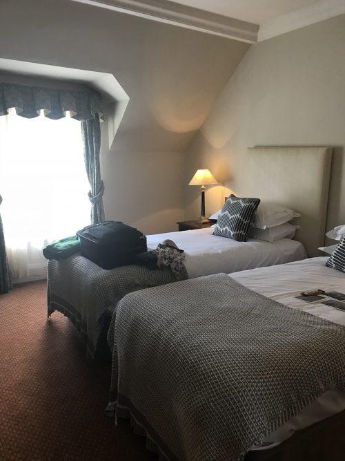 Bunratty Castle hotel room