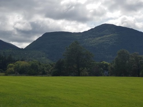 mountains in Killarney National Park