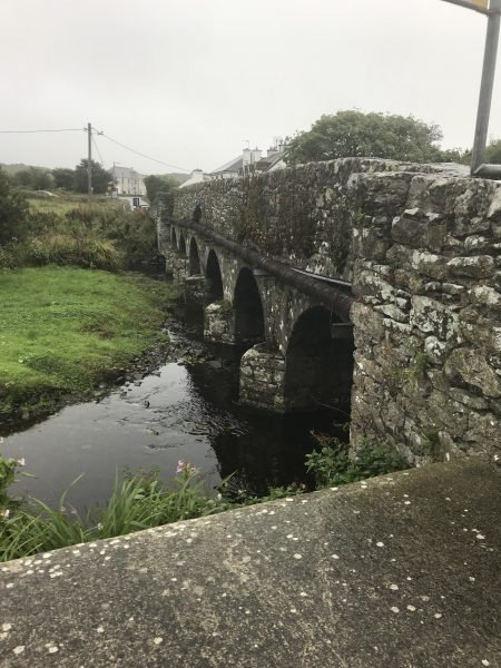 Doolin stone bridge