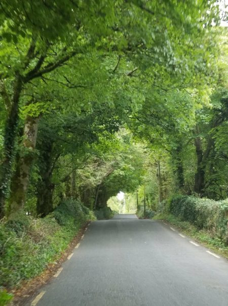 Road in Killorglin