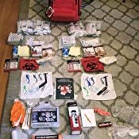 Emergency bag. Image source: Amazon