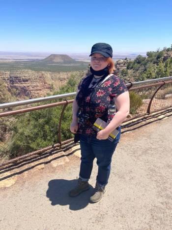 Leah, Grand Canyon